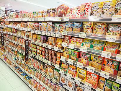 ◆炒飯の素特集:ご飯食急増を下支え メニュー・形態が進化