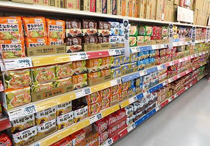 ◆即席麺特集:市場好スタート 袋麺需要高止まり オープンプライス品も販売増
