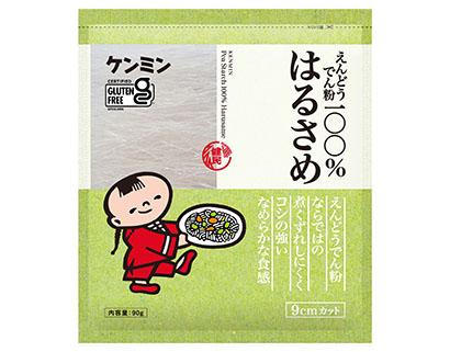 ケンミン食品、「えんどうでん粉100%はるさめ」発売 自社工場で生産