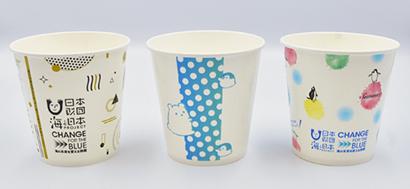 折兼、「紙製かき氷カップ」発売 プラ製品と差別化