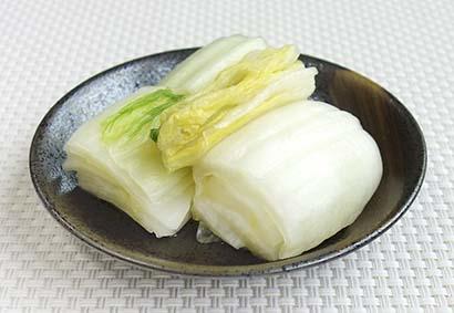 アキモ、白菜浅漬けは発酵食品 共同研究で初めて明らかに