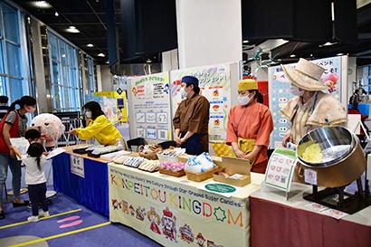 キッズプラザ大阪、「STOP!感染拡大」実施 食品企業協賛で子どもにプレゼン…