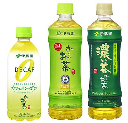 清涼飲料特集:伊藤園 健康価値と魅力訴求 お茶屋が作る茶系飲料