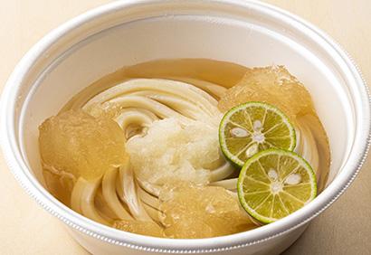 丸亀製麺、持ち帰り限定「氷うどん」発売 だしのうまみ凝縮