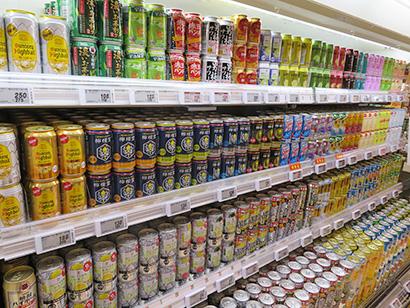 RTDアルコール飲料 新規顧客がロイヤルユーザー化。秋の酒税率改正で存在感がより一層強まる