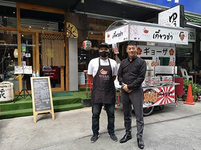 海外日本食 成功の分水嶺(103)日本食レストラン「ゆう奈」〈上〉
