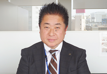 近畿中四国業務用低温卸流通特集:伊藤忠食品・小林正典本部長代行