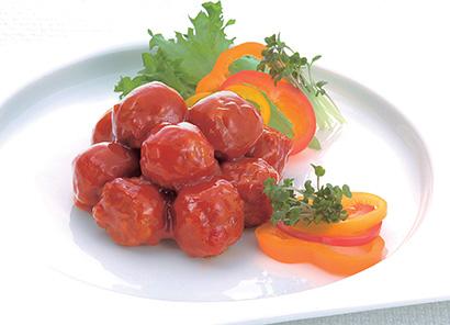 ケイエス冷凍食品 「KSミートボール(ナポリタン)」