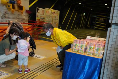 ケンミン食品・カネス製麺、「STOP!感染拡大」イベントで商品プレゼント
