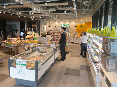 スリーエフ、「グーツ」母店供給の出店開始 立地も多様化