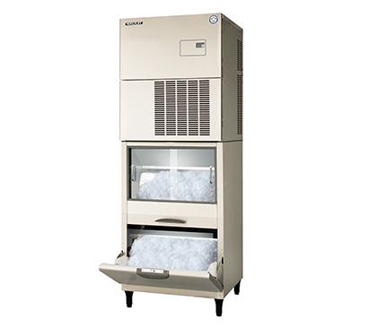 フクシマガリレイ、製氷機に大型機種 異物混入リスクを低減