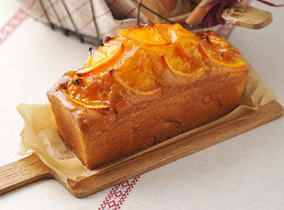内食需要増加を背景に殿堂入りのレシピ(「バター好きの♪オレンジ薫るパウンドケーキ」)