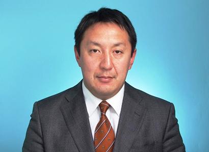 代表取締役社長 蓬郷健氏