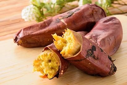 介護食品特集:小太郎物産「一年熟成とろ焼き芋」