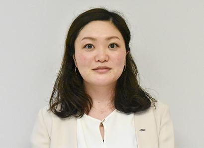 メディケア営業部商品開発課課長代理 中門千晴氏