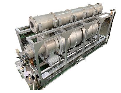 アルパ、「熱分解炭化装置」開発 熱分解で廃棄物処理コスト減 設置認可も不要