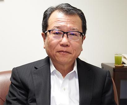 製粉特集:日清製粉・小谷茂常務取締役営業本部長 出荷・収益の拡大目指す