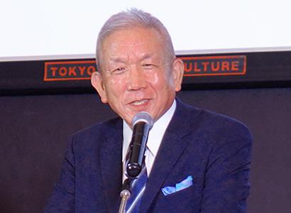 原田泳幸会長兼社長兼CEO