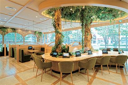 話題の店WATCH:植物性メニューの「コメダ珈琲店」新業態オープン