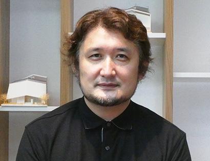 栗田祥弘氏