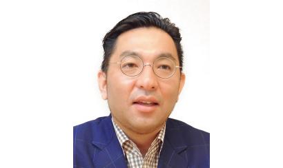 アクティブ・メディア株式会社 磯島順一郎社長