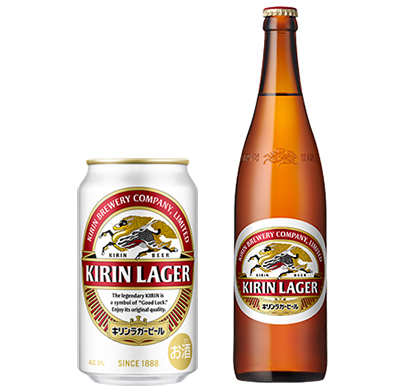 ロングセラー探訪:キリンビール「キリンラガービール」 減税前にリニューアル