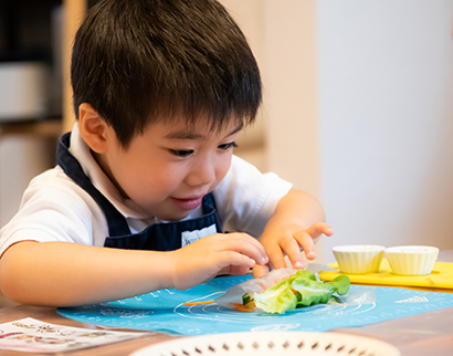 ビーフン特集:リトルシェフクッキングとケンミン食品、タイアップ料理教室を開催