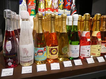 キラリと光る中小飲料メーカー特集:全国シャンメリー協同組合「シャンメリースト…
