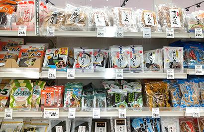 東北乾物・乾麺特集:山形丸魚 不漁と減産で価格高騰