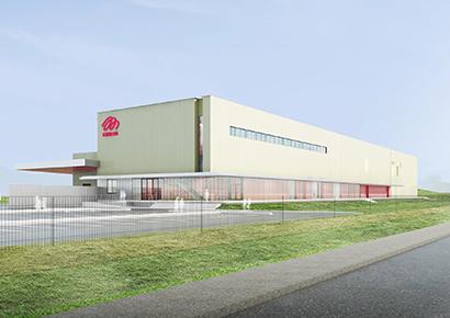 マルタイ、新工場概要決まる 日産約20万食を製造