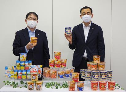 ポッカサッポロフード&ビバレッジ、コロナ契機にスープ革新 スナッキングフード…