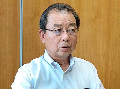 東北流通特集:東北シジシー・上田庄三社長 来店頻度の急減くっきり