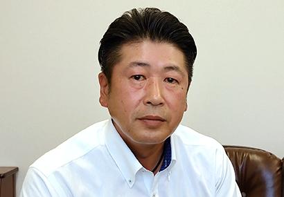 東北流通特集:伏見屋・東海林誠社長 全農みやぎと農畜産事業