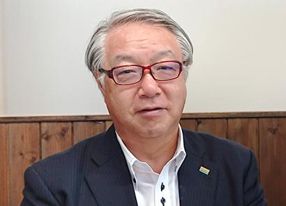 東北流通特集:マークスホールディングス・菊地逸夫社長 連結売上高は1000億…