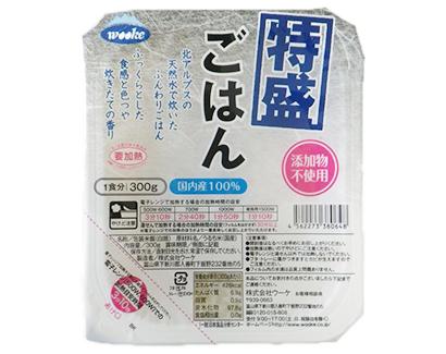 包装米飯特集:ウーケ 3交代制で24時間稼働 発注倍増も安定供給