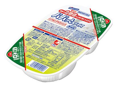 包装米飯特集:はごろもフーズ 小分けのパイオニア「パパッとライス」展開