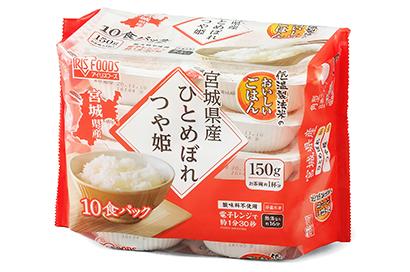 包装米飯特集:アイリスフーズ 食品SMへの拡販進む 健康ニーズ積極対応