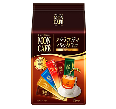 コーヒー・コーヒー用クリーム特集:片岡物産 バラエティパックに2種の限定ブレ…