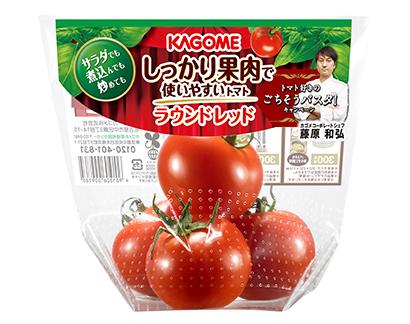 野菜・野菜加工特集:カゴメ 摂取量増加に貢献 「生鮮トマト」など注力