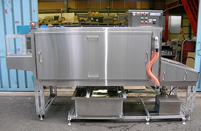 野菜・野菜加工特集:機械・資材=フィニクス 異物洗浄に「MR-2」