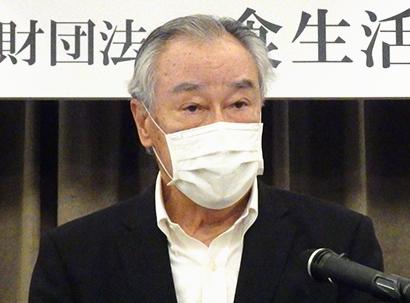 正田修理事長