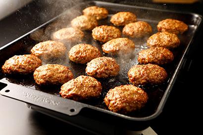 中部外食・中食産業特集:日東ベスト ハンバーグ重点に業務用市場活性化図る