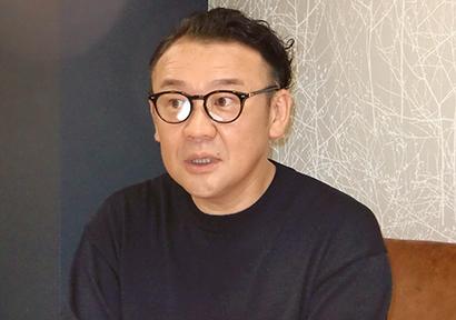 藤巻満代表取締役社長