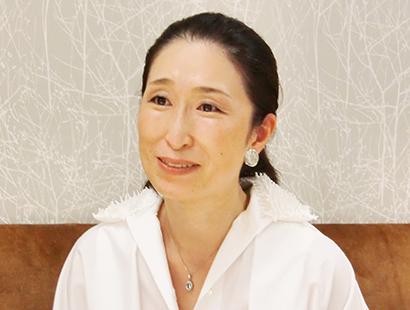 豊田涼子取締役女将