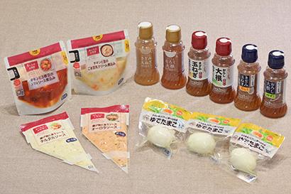 キユーピー、新事業で「低温売場専用商品」 青果や精肉・鮮魚など向け