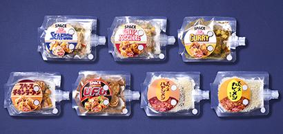 日清食品HD、新たに宇宙食4品が認証 野口氏へ計7品提供