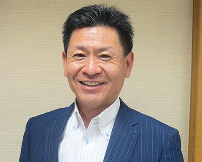 漬物特集:丸越・野田明孝社長 上期微増も原料高ネック