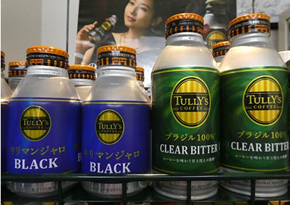 伊藤園「タリーズ」、ボトル缶に注力 レギュラーコーヒーのおいしさ提案
