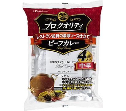 缶詰・瓶詰・レトルト食品特集:ハウス食品 「プロクオリティ」2桁増
