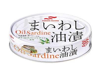 缶詰・瓶詰・レトルト食品特集:マルハニチロ 青魚缶軸に安定供給を